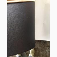 Профнастил матовый чёрный. Забор из чёрного профнастила