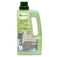 Экологическая жидкость для мытья полов Soluvert