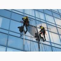 Промышленные альпинисты, верхолазы, высотники