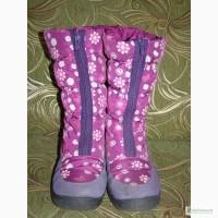 Зимние сапожки Ариал для девочки 37 размер