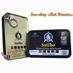 Сатибо» Satibo помогает продлить время полового акта