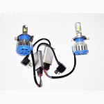 LED Биксенон светодиодный H4 6000K 40W