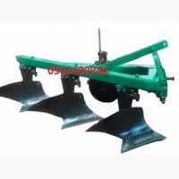 Плуг ПЛН 3-35 Высокая стойка + полувинтовой отвал