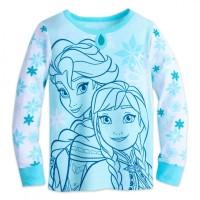 Пижама на девочку Холодное сердце