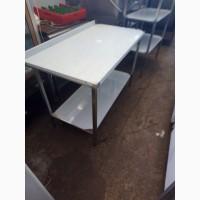 Стол из нержавеющей стали 1800*700*850 для столовой