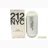 Carolina Herrera 212 NYC For Women туалетная вода 100 ml. (Тестер Каролина Херрера 212 )