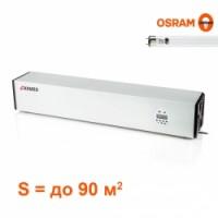 Облучатель - рециркулятор воздуха бактерицидный РПК - 45-BT (таймер / в розетку)