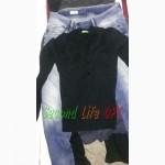Секонд хенд одежда осень зима микс женская, мужкая и детская купить оптом дешево