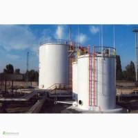 Резервуарное оборудование и резервуары стальные для ликеро водочных и коньячных заводов