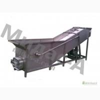 Машина моечная унифицированная КУМ-3 для мойки овощей и фруктов на предприятиях консервной