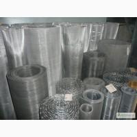 Сетка тканая н/ж 30х2 мм сталь 12Х18Н10Т Гост-3826 ширина 1 м