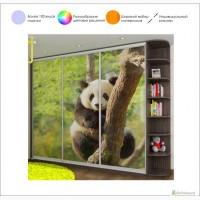 Шкафы-купе для детской комнаты от Дизайн-Стелла, Киев
