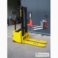 Штабелер електричний BOSS 1500 кг 290 см-висота підйому