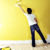 Покраска стен и потолков в Киеве и Киевской области