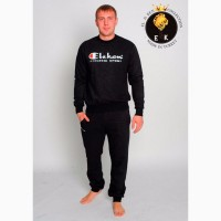 Спортивный костюм ELKEN_140 черн
