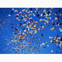 Запуск гелиевых шаров
