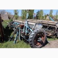 Сеялка зерновая СЗ-5.4 с трансп. устр.б.у
