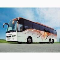 Автобус Луганск - Богучар - Россошь - Новый Оскол - Белгород