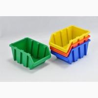 Контейнер пластиковый 702, ящик, лоток для хранения крепежей, метизов