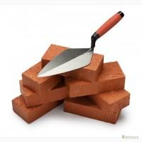 Кладка кирпича, шлакоблока, бута услуги строителей