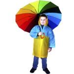 Детские плащи от дождя виниловые с картинками