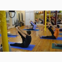 Фитнес-йога на Дмитриевской