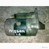 Продам оригинальный стартер на Renault Megane 1.6L