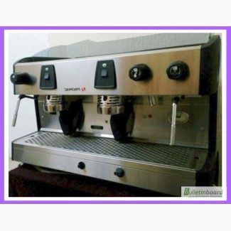 Двухпостовая кофемашина бу. Promac Green