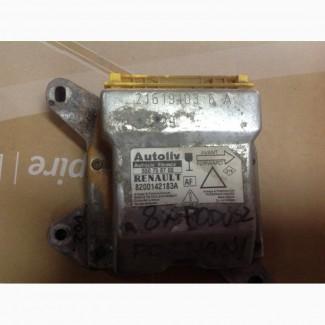Блок управления AIRBAG для Renault Laguna II