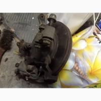 Поворотный кулак, суппорт, тормозной диск Renault Laguna 2, Рено Лагуна