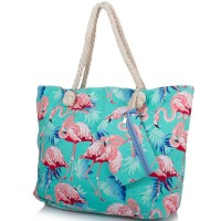 Пляжные сумки модных расцветок