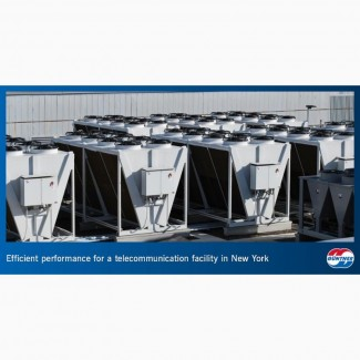 Сухие градирни, конденсаторы, шокфростеры, воздухоохладители GUNTNER