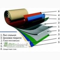 Гладкий лист з полімерним покриттям, купити плоский лист