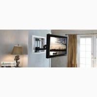 Повесить установить телевизор на стену в Донецке
