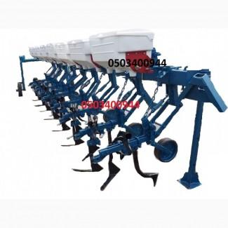 Культиватор КРН-5, 6 для междурядной обработки кукурузы и подсолнечника