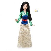 Мулан Классическая кукла с кольцом Disney