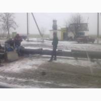 Трубопровод ремонт монтаж поставки