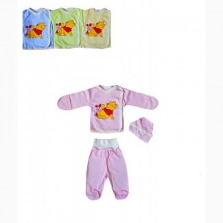 Детский трикотаж от производителя. Одежда оптом и в розницу
