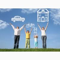 Поможем с оформлением кредита под. недвижимость г, Киев