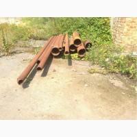 Трубы металлические новые и бу Д21-1020 и Д15-159