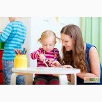 Гувернантка-педагог, опыт работы в семьях и саду