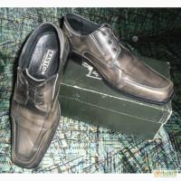 Туфли мужские Bastion, натуральная кожа, р 40 - 41