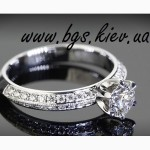 Золотые кольца на помолвку