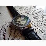 Мужские наручные часы Ulysse Nardin Maxi Marine, чёрный циферблат