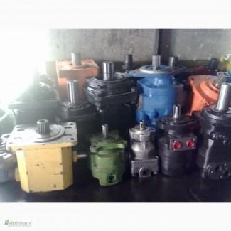 Гидромотор МР-25, МР-32, МР-40, МР-50, МР-80, МР-125, МР-160