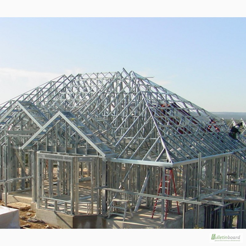 Фото 3. Изготовление металлокаркасов, быстровозводимых зданий, складов, павильонов, ангаров