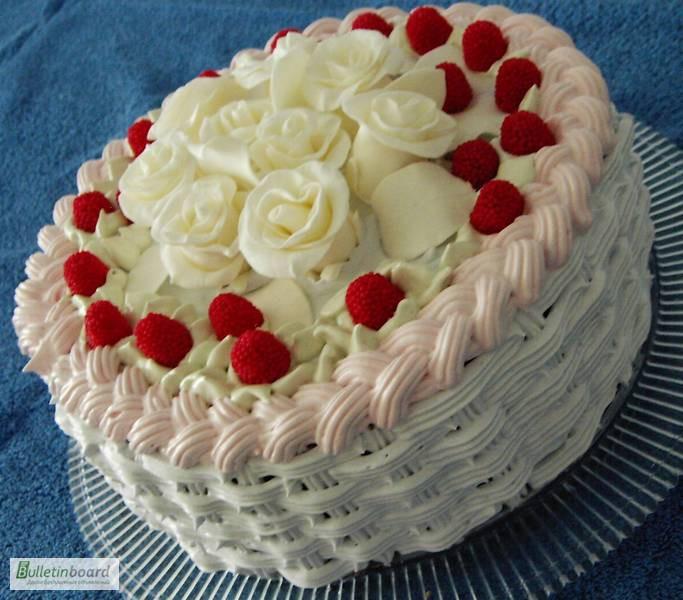 Вкусный приготовления торта фото