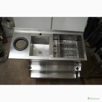 Барная станция с холодильным столом б/у