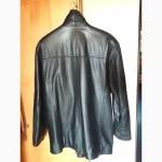 Куртка Jimsek натуральная кожа супер размер XL