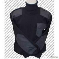 Трикотажный форменный свитер от производителя